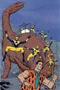 Booster Gold Flintstones Annual #1