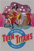Teen Titans The Silver Age Omnibus HC Vol 01 *Special Discount*