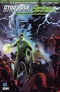 Star Trek Green Lantern Vol 2 #4