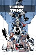Think Tank Vol 5 #1 Cvr A Ekedal *Special Discount*