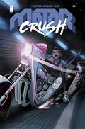 Motor Crush #4 Cvr A Tarr (MR)