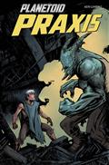 Planetoid Praxis #2 (of 6)