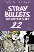 Stray Bullets Sunshine & Roses #22 (MR)