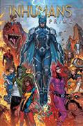 Inhumans Prime #1 *Special Discount*