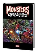 Monsters Unleashed Monster Size HC *Special Discount*