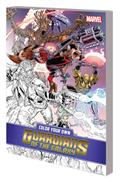 Color Your Own Guardians of Galaxy TP *Special Discount*