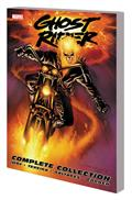 Ghost Rider By Daniel Way Complete Collection TP New PTG *Special Discount*