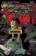 Zombie Tramp Ongoing #33 Cvr D Fresh Kill Risque (MR)
