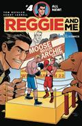 Reggie And Me #4 (of 5) Cvr A Reg Sandy Jarrell