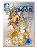 Soulfire Coloring Book Special TP Vol 02
