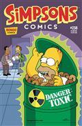 Simpsons Comics #238