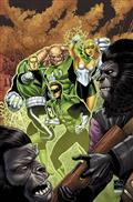 Planet of Apes Green Lantern #2 Main Cvr