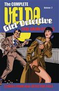 Velda Girl Detective GN Vol 02