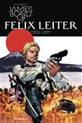 James Bond Felix Leiter #3 (of 6) Cvr A Perkins