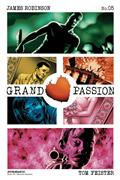 Grand Passion #5 (of 5) Cvr A Cassaday (MR)