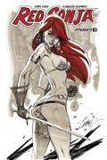 Red Sonja #3 Cvr B Campbell