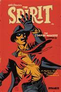 Will Eisner Spirit Corpse Makers #3 (of 5) Cvr A Francavilla