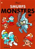 Smurfs Monsters GN (C: 0-0-1)