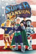 Supermansion #1 (of 4) Cvr B Photo *Special Discount*