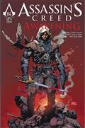 Assassins Creed Awakening #5 (of 6) Cvr B Martinez (MR)