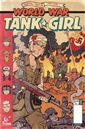 Tank Girl World War Tank Girl #2 (of 4) Cvr A Parson (MR)