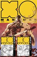 X-O Manowar #1 Cvr C Preorder Bundle Ed Giorello  *See Notes*