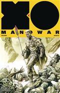 X-O Manowar #1 Cvr E 50 Copy Incv Jones