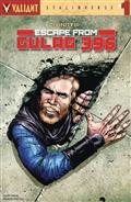 Divinity III Escape From Gulag 396 #1 Cvr A Gorham