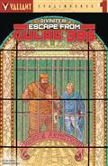 Divinity III Escape From Gulag 396 #1 Cvr C Guinaldo