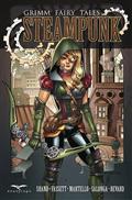 Grimm Fairy Tales Steampunk TP