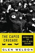 CAPED-CRUSADE-BATMAN-RISE-OF-NERD-CULTURE-SC-(C-0-1-0)