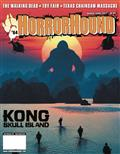 Horrorhound #64 (C: 0-1-1)