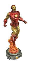 Marvel Gallery Bob Layton Iron Man Pvc Fig (C: 1-1-2)