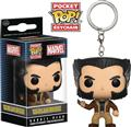 Pocket Pop X-Men Logan Fig Keychain (C: 1-1-2)
