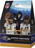 Oyo Nfl Baltimore Ravens 24Pc Bmb Dis (C: 1-0-2)