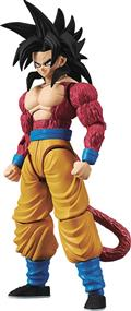 Dbz Ss4 Son Goku Db Gt Figure Rise Standard Mdl Kit (C: 1-1-