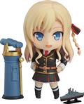 High School Fleet Wilhelmina Nendoroid (C: 1-1-2)