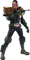 2000 Ad X Threea Judge Dredd 1/6 Scale Fig (C: 0-1-2)