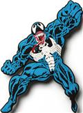 Marvel Mega Magnets Venom Magnet (C: 0-1-2)