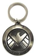Avengers Shield Logo Pewter Keyring (C: 1-1-2)