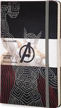 Moleskine Avengers Thor Ruled Lg Notebook (C: 1-1-2)