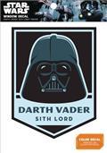 Star Wars Darth Vader Sith Lord Badge Window Decal (C: 1-1-0
