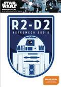 Star Wars R2-D2 Astromech Droid Badge Window Decal (C: 1-1-0