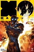 X-O Manowar #1 DCBS Exc Cover