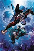 New Super Man & The Justice League of China #21