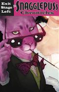 Exit Stage Left The Snagglepuss Chronicles #3 (of 6)