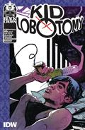 Kid Lobotomy #6 Cvr A Robles (MR)