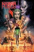 Cyber Force #1 Cvr A Silvestri (MR)
