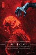 Infidel #1 (of 5) Cvr A Campbell & Villarrubia (MR)