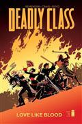 Deadly Class #32 Cvr A Craig (MR)